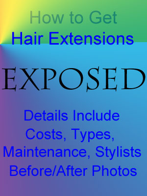 Hair Extensions Exposed Ebook
